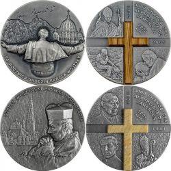Zestaw: Karol Wojtyła +...