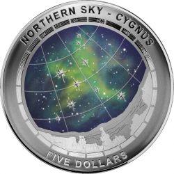 5$ Cygnus - Northern Sky