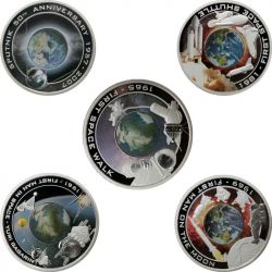 Orbit and Beyond, Set of 5...