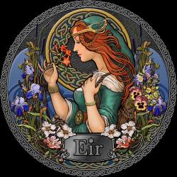5 Cedi Eir - Goddesses Of...