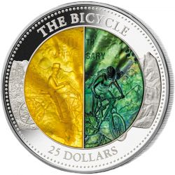 25$ The Bicycle 200th Anniversary - Mother of Pearl