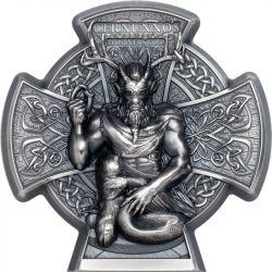5£ Cernunnos, Horned God -...