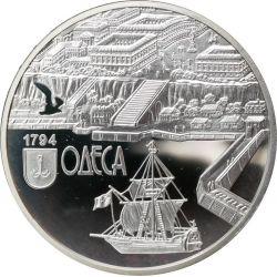 10 Hrywien 220 Lat Odessy -...