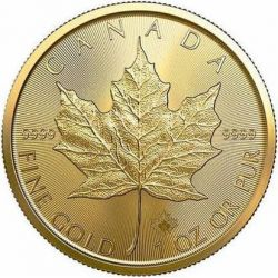 50$ Maple Leaf
