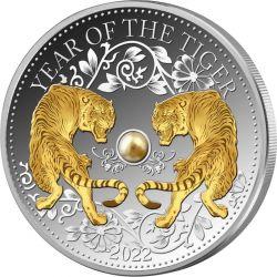 10$ Rok Tygrysa z Perłą