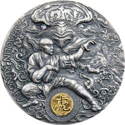 5$ Shaolin Tiger - Martial...