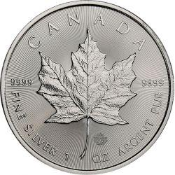5$ Maple Leaf 2021, Tube 25...