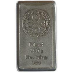 Sztabka Mazowiecka Mennica Inwestycyjna 250 g