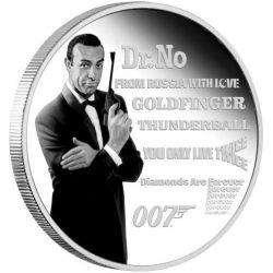 1$ James Bond - Legacy Series