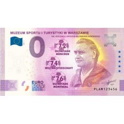0 Euro 100th Anniversary of...