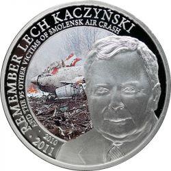 2$ Lech Kaczyński, Smoleńsk