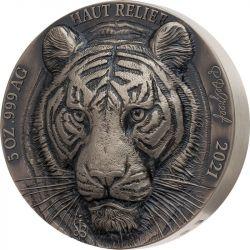 5000 Francs Tiger - Big...