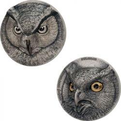 5000 Francs Owl, Edition...