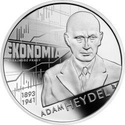 10 zł Adam Heydel - Wielcy...