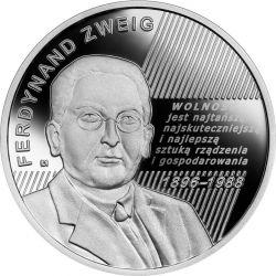 10 zł Ferdynand Zweig - The...