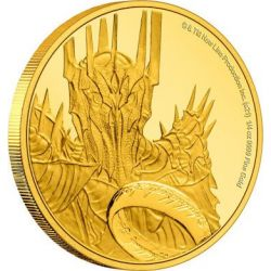 25$ Sauron - Władca Pierścieni