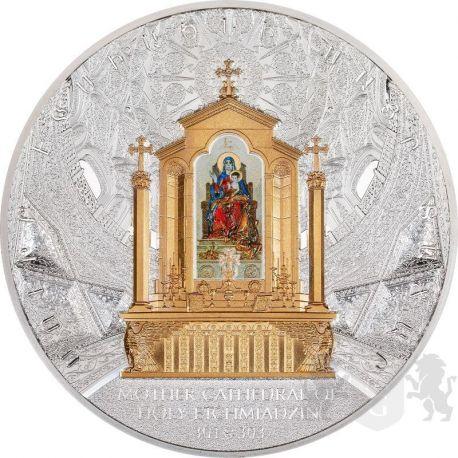 30100 Dram Katedra Matki Boskiej w świętym Eczmiadzynie