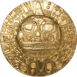 5$ Bóg Słońca Inków 1 oz Ag 999 2021