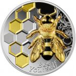 1000 Francs Always Bee Yourself 1 oz Ag 999 2021