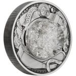 2$ Łzy Księżyca 2 oz Ag 999 2021