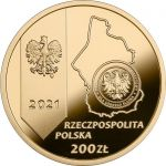200 zł 100th Anniversary of the 3rd Silesian Uprising 15,50 g Au 900
