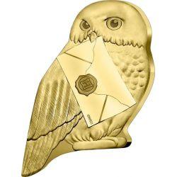 200 Euro Hedwiga - Harry Potter 1 oz Au 999 2021 Francja