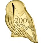 200 Euro Hedwig - Harry Potter 1 oz Au 999 2021 France