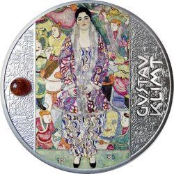 500 Franków Portret Friederike Marii Beer, Gustav Klimt 17,50 g Ag 999 2021 Kamerun