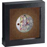 500 Francs Portrait of Friederike-Maria Beer, Gustav Klimt - Artist Breaking the Rules 17,50 g Ag 999 2021 Cameroon