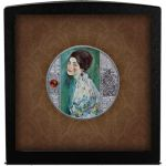 500 Francs Portrait of a Lady, Gustav Klimt - Artist Breaking the Rules 17,50 g Ag 999 2021 Cameroon