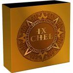 5 Cedi Ix Chel - Goddesses Of Health 50 g Ag 999 2021 Ghana