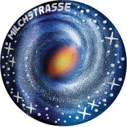 20€ Droga Mleczna - Niezbadany Wszechświat 22,42 g Ag 925 2021 Austria