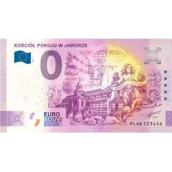 0 Euro Kościół Pokoju w...