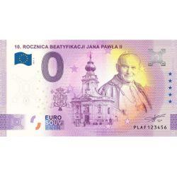 0 Euro 10th Anniversary of...