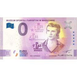 0 Euro Orły Górskiego, Jan Benigier