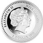 1$ Cherubin 1 oz Ag 999 Niue 2021