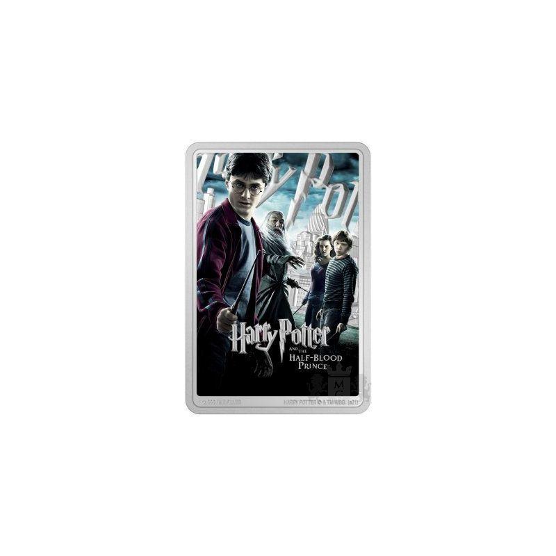 2$ Harry Potter i Książę Półkrwi 1 oz Ag 2021