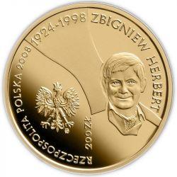 200 zł Zbigniew Herbert