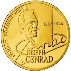 200 zł Joseph Conrad