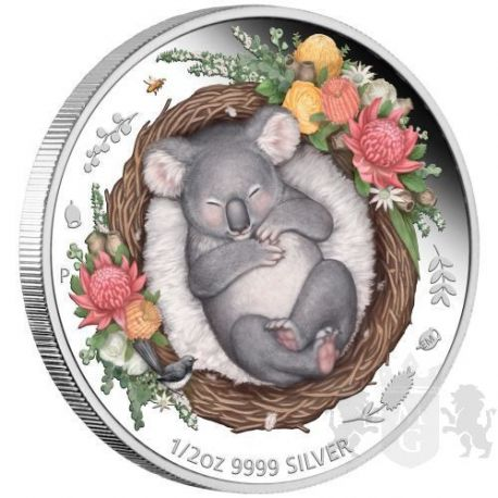 50¢ Koala - Dreaming Down Under