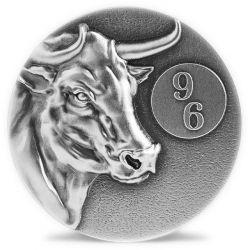 5$ OX 96 - Chinese Zodiac...