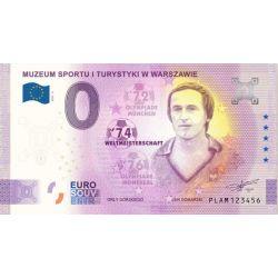 0 euro Górski's Eagles, Jan Domarski