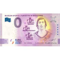0 euro Orły Górskiego, Kazimierz Deyna Banknot