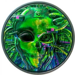 20$ Alien - Cyborg Revolution