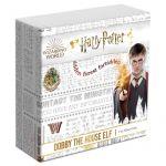 2$ Dobby the house elf - Harry Potter 1 oz Ag 999 2021 Niue