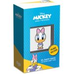 2$ Daisy - Disney, Chibi 1 oz Ag 999 2021 Niue
