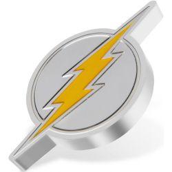 2$ Flash Logo - DC Comics 1 oz Ag 999 2021 Niue