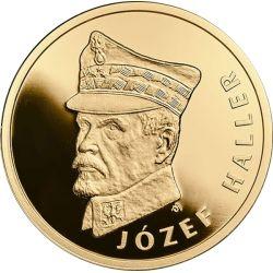 100 zł Józef Haller - Stulecie Odzyskania przez Polskę Niepodległości