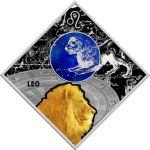100 Denars Zodiac signs, set Macedonia 2018 12 x 23,3 g Ag 925