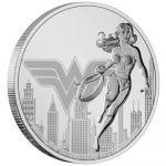 2$ Wonder Woman -  DC Comics 1 oz Ag 999 2021 Niue